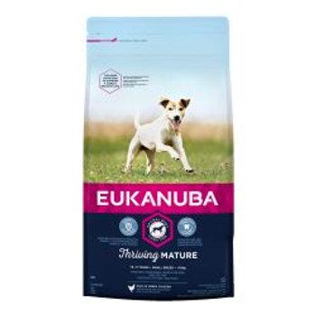 EUKANUBA Thriving Mature Small Breed Rich In Fresh Chicken