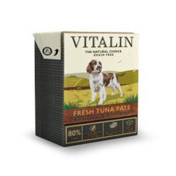 Vitalin Adult Grain Free Tuna Pate