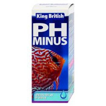 King British PH Minus