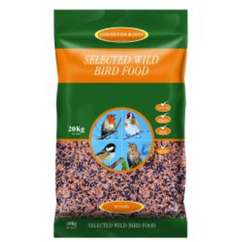 Johnston & Jeff Selected Wild Bird Food