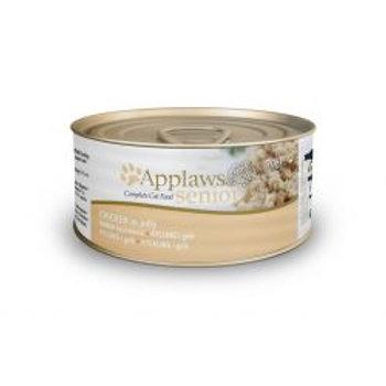 Applaws Cat Tin Senior Chicken
