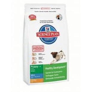 Hills Science Plan Puppy Healthy Development Mini with Chicken