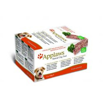 Applaws Dog Pate Fresh Selection Multipack 5 Pack