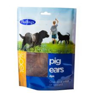 Hollings Pigs Ears Display Pack