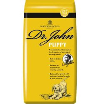 Dr John Puppy