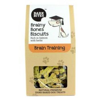 Bark Bites Brainy Bones Biscuits