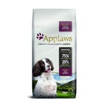 Applaws Dog Adult Chicken & Lamb