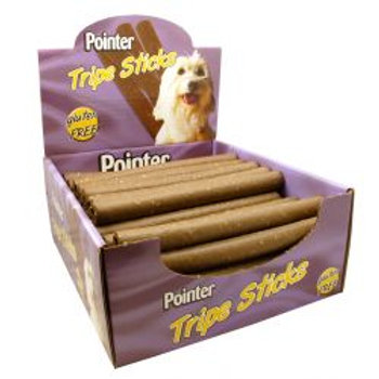Pointer Sticks Tripe