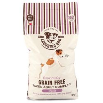 Laughing Dog Grain Free Duck