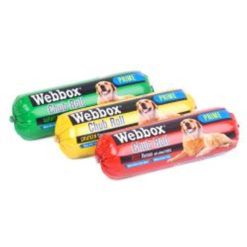 Webbox Chubs Assorted