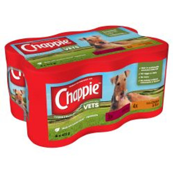 Chappie Can Favourites 6 Pack