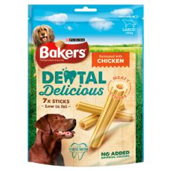 Bakers Dental Delicious Large Chicken