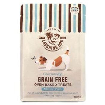 Laughing Dog Grain Free Fish Treats