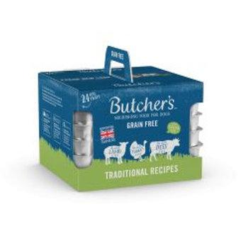 Butchers Trad Recipe 24 Pack
