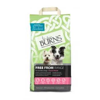 Burns Free From Adult Duck & Potato