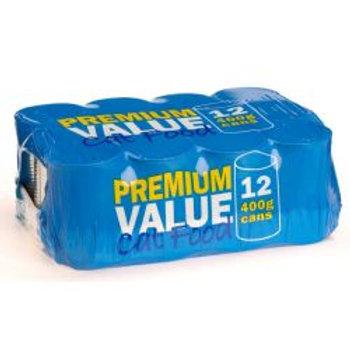 Premium Value Cat 12 Pack