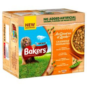Bakers As Good As It Looks Casserole Favourite 4 Pack