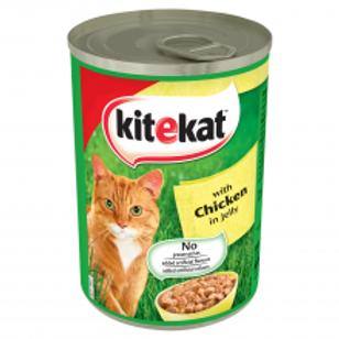 Kitekat Can Chicken 65p