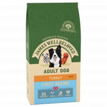 James Wellbeloved Dog Adult Light Turkey & Rice