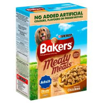 Bakers Meaty Meals Chicken