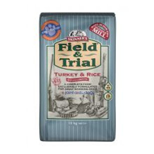 Skinner's Field & Trial Turkey & Rice Hypoallergenic