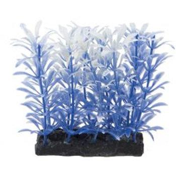 Fish 'R' Fun Aquarium Plant Blue & Base
