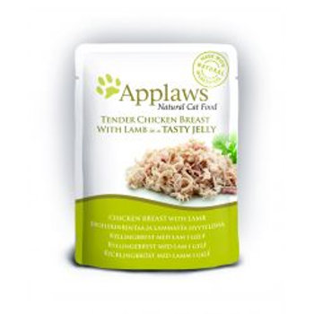 Applaws Cat Pouch Jelly Chicken & Lamb