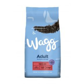Wagg Complete Beef & Veg