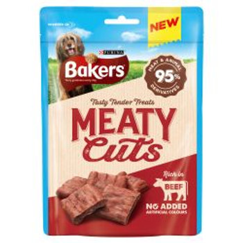 Bakers Meaty Cuts Beef