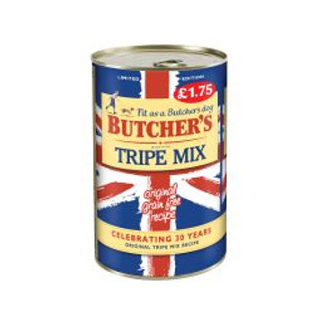 Butchers Tripe Mix £1.75