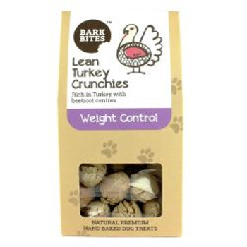Bark Bites Lean Turkey Crunchies
