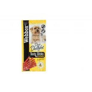 Webbox Dogs Delight Chicken Sticks