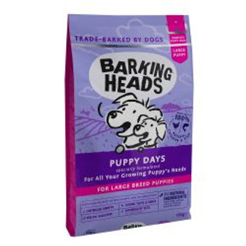 Barking Heads Large Breed Puppy Days (Formally Little Big Foot)