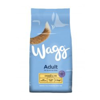 Wagg Complete Chicken & Veg