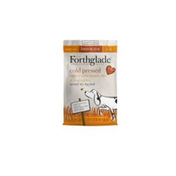 Forthglade Cold Pressed Turkey & Brown Rice