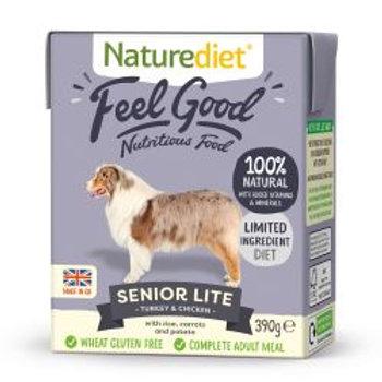 Naturediet Feel Good Senior Lite