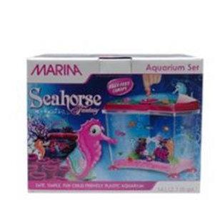Marina Seahorse Aquarium Set