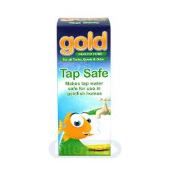 Interpet Aquarium Gold Tap Safe