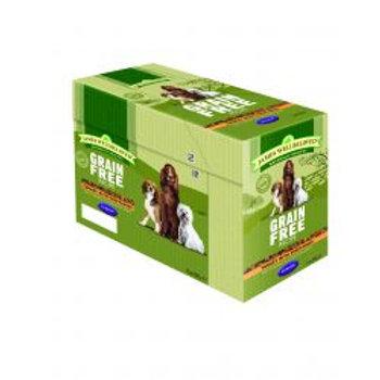 James Wellbeloved Dog Senior Grain Free Turkey 12 Pack