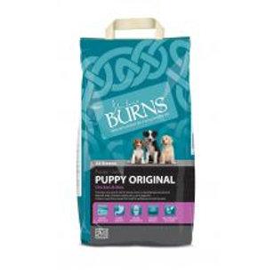 Burns Puppy Chicken
