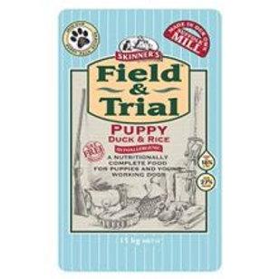 Skinner's Field & Trial Duck Puppy