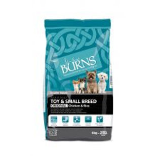 Burns Adult Small Toy Breed