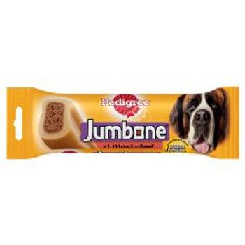 Pedigree Jumbone Large Dog Treat with Beef 1 Chew