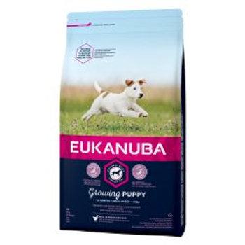 EUKANUBA Growing Puppy Small Breed Rich In Fresh Chicken