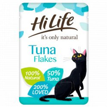 HiLife It's Only Natural - Tuna Flakes In Jelly 70g