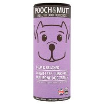 Pooch & Mutt Calm & Relaxed Mini Bone Treat