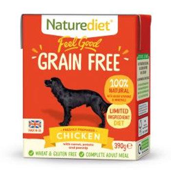 Naturediet Feel Good Grain Free Chicken