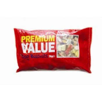 Premium Value Dog Biscuits
