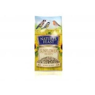 Natures Feast Sunflower Hearts