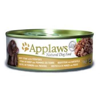 Applaws Dog Beef Steak & Potato